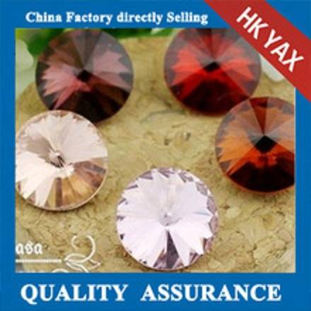 D0928 High quality and shiny glass chaton rhinestone,chaton glass stone,glass chaton stone