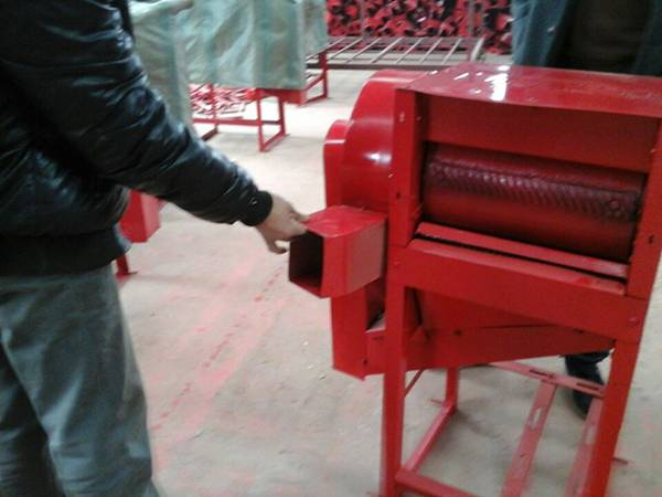 Mini wheat rice thresher machine, paddy soybean thresher machine, combine sheller