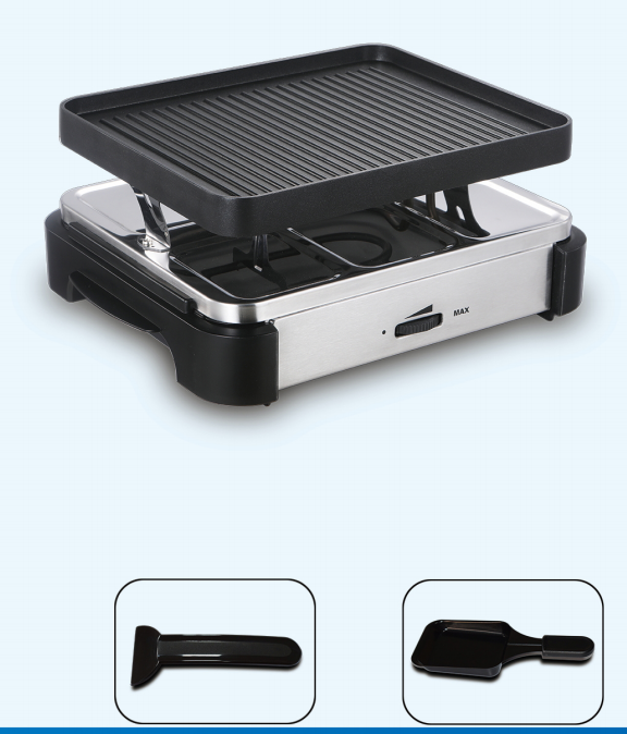 Looking for agents and trading company buying barbecue grill and raclette grill