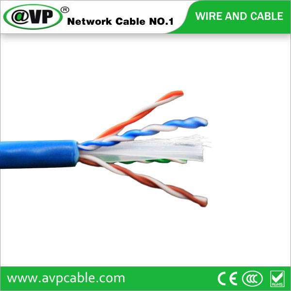 Make in China cat6 UTP lan cable