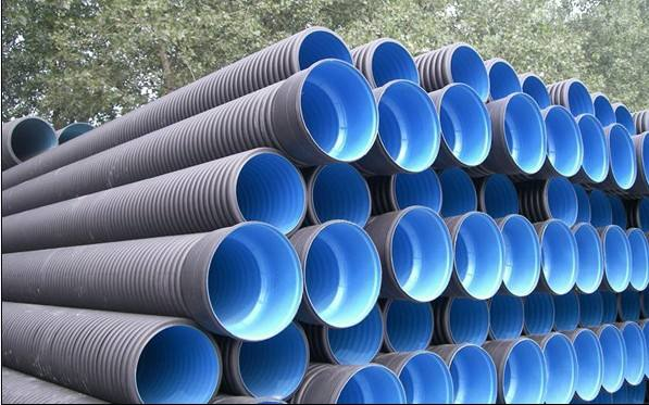 Hot Sale HDPE Double-Wall Corrugated Pipes