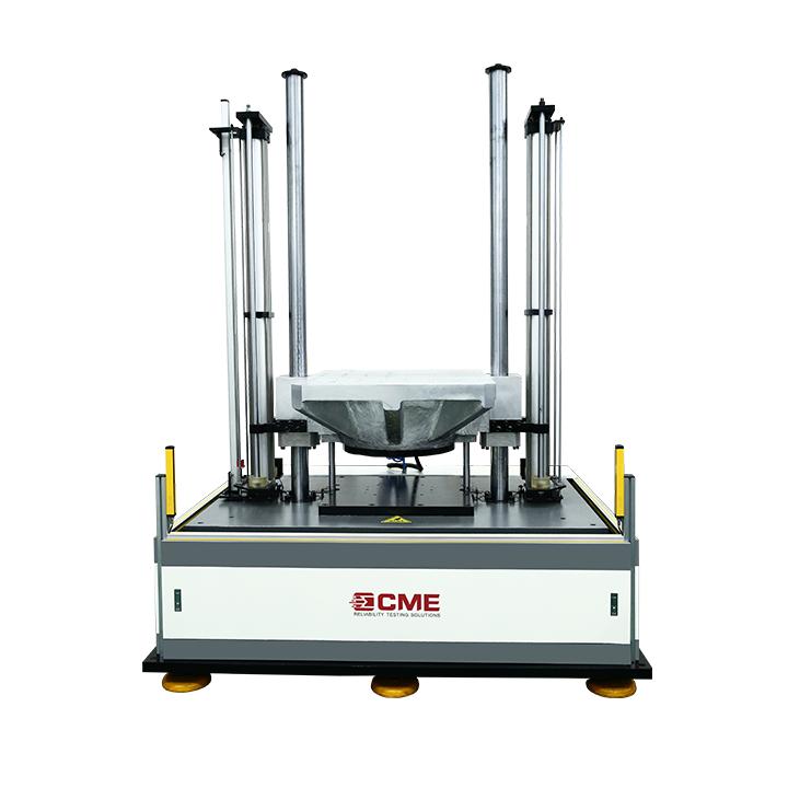 Hydraulic Vertical Shock Test System