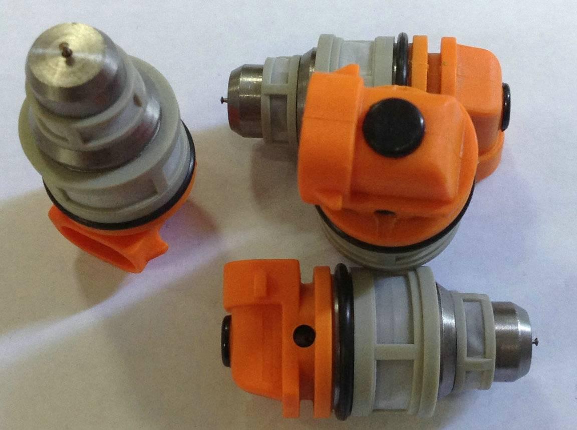 Bico Injetor Laranja VW / FORD / FIAT 1.0