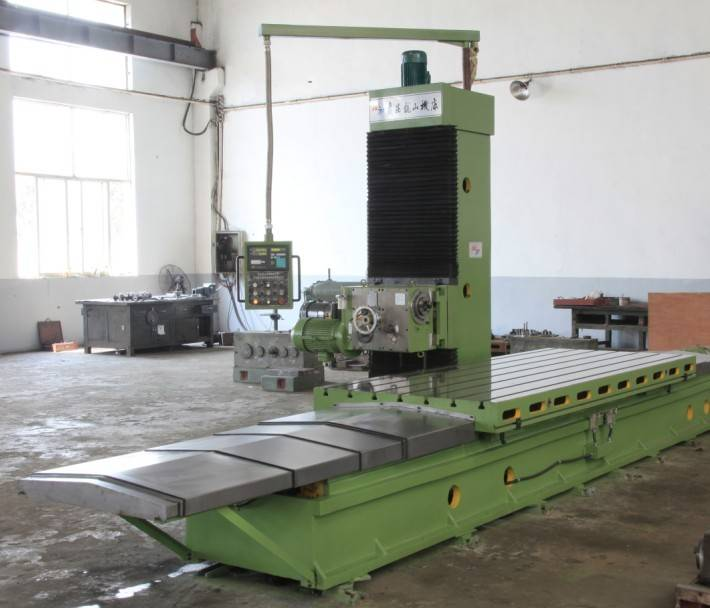 X12 series face milling machine