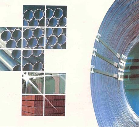 Steel Pipe & Coil