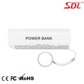 2600mAh Mobile Power Bank Power Supply External Battery Pack USB Charger E99