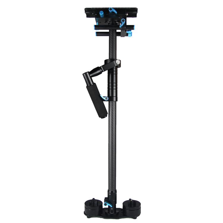 YELANGU Professional Micro-adjustable System Handheld DSLR Stabilizer Support HDV Camcorders