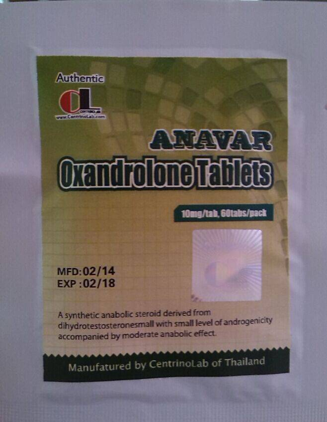 Anavar(Oxandrolone) pills
