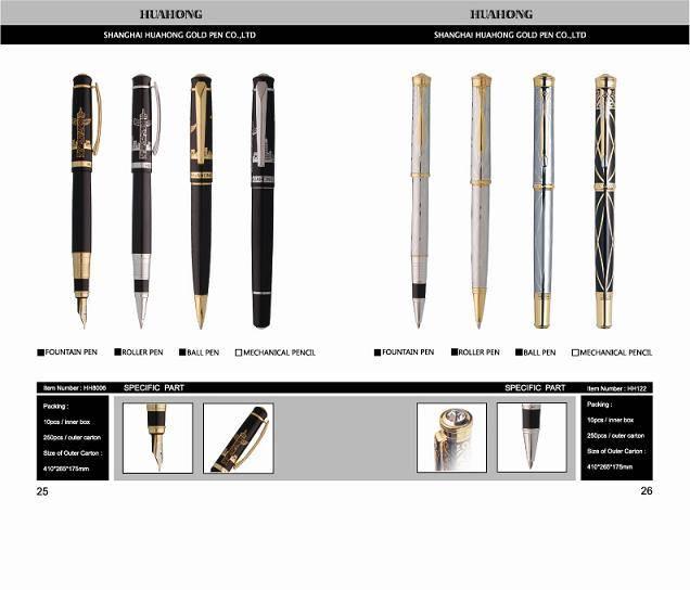 we manufacture metal pen & gift pen