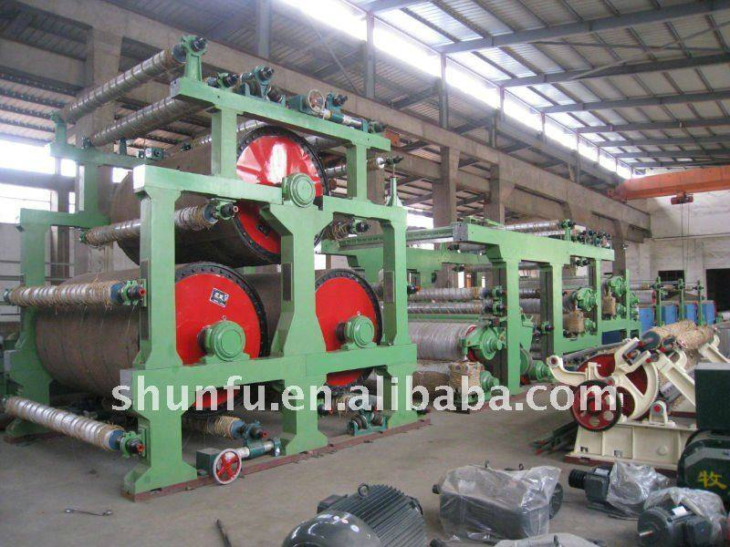 High Speed Craft Paper Machine