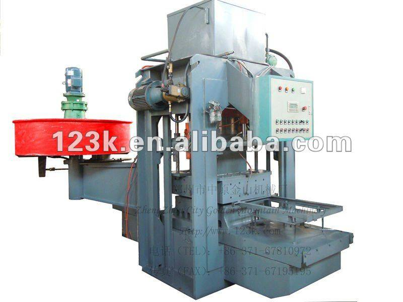 JS-128 colored roof tile machine