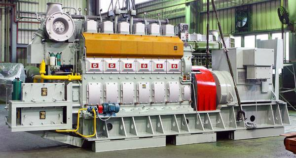 1MW HFO power plant