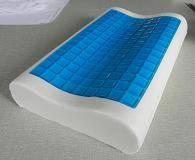 2014 hot cool gel contour pillow