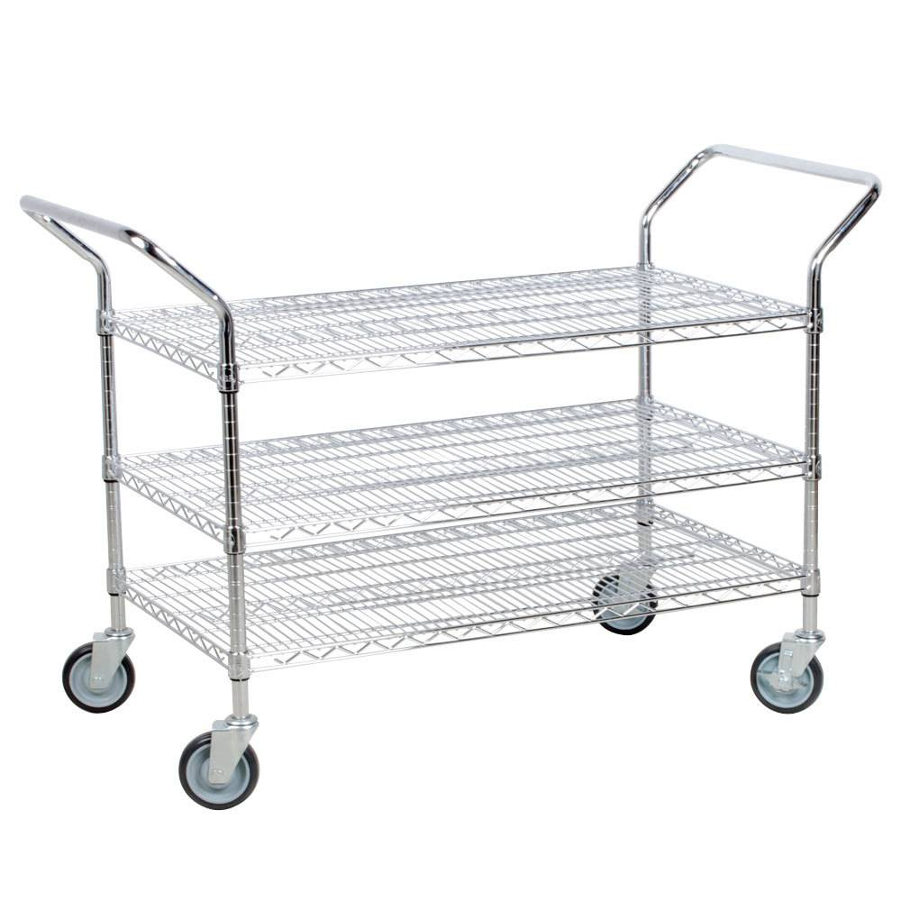 Selling chrome wire cart