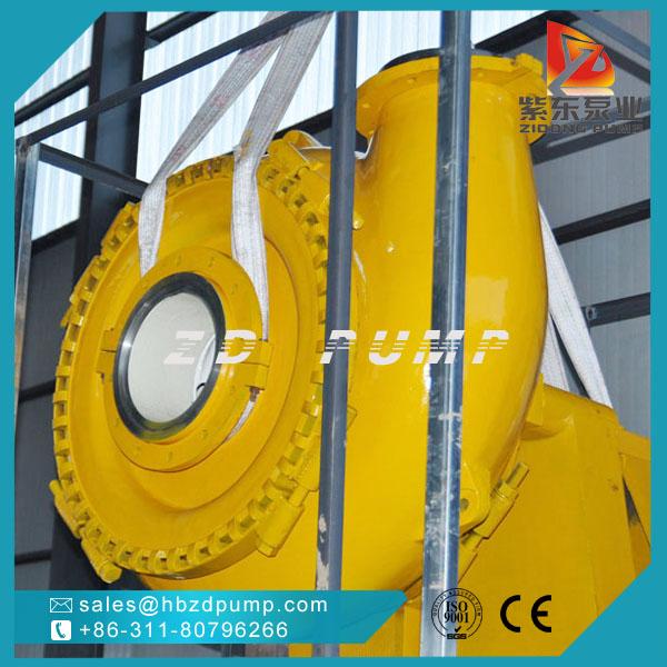 sell river dredging sand pump /dredge pump