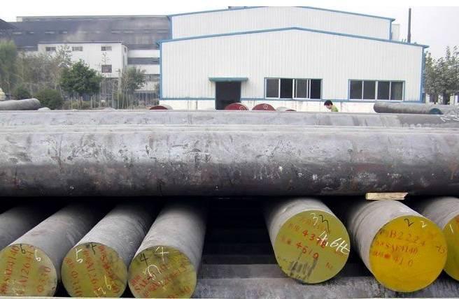 718 Forged Steel Round Bar 3Cr2NiMnMo ASTM P20+Ni/718/DIN 1.2738