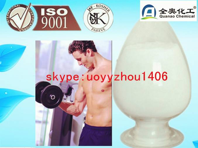 99% powder Boldenone Acetate/Boldenone 17-acetate CAS No: 2363-59-9 for Muscle Growth/ strangth