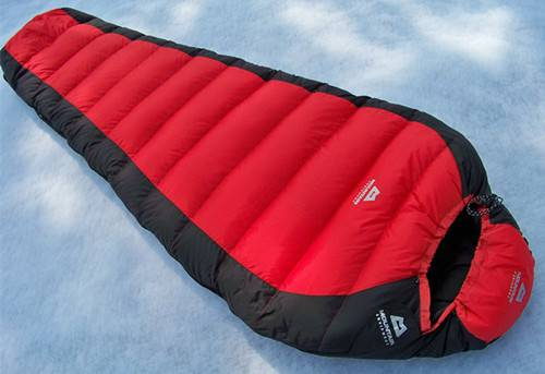 Hot sale down outdoor sleeping bag for 3 seasons