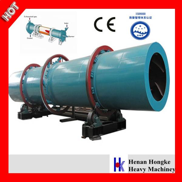 Professional Manufacturer Sludge Rotary Drum Dryer