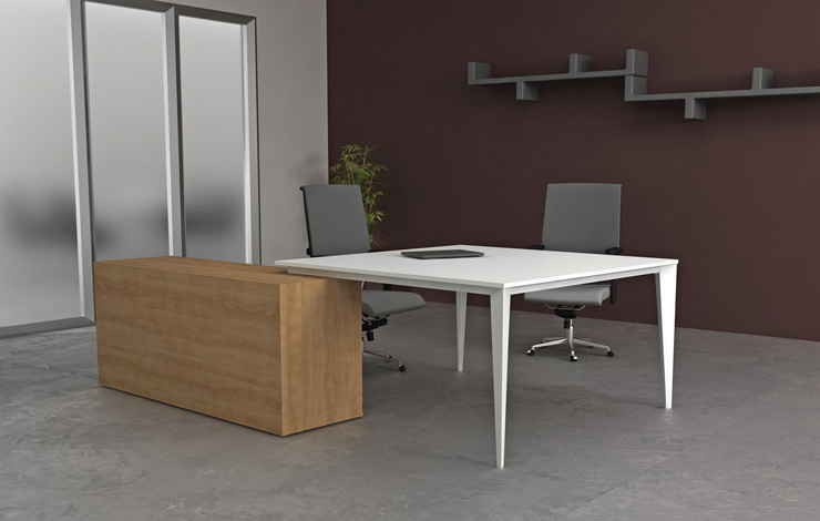 Latest and large meeting etagere office desk