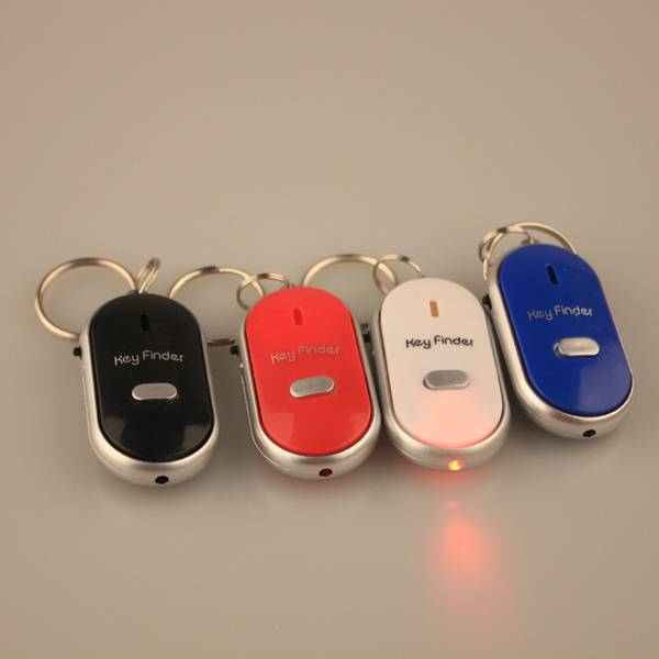 China Wholesale Popular Gift Remote Lost Key Locator Whistle Key Finder