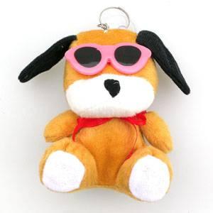 glass dog toys
