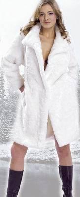 lady's fashion coat-003