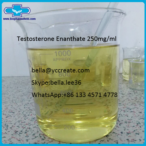 Testosterone Enanthate 250 Injectable Conversion Recipes