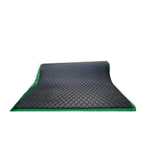 what rubber sheet should we use when do drum lagging
