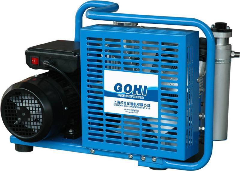 Paintball air compressor LYX100
