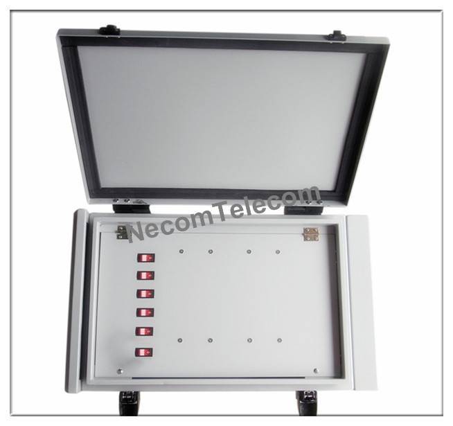 CPJ6020 200W cellular Jammer Wi-FI Jammer for Prison