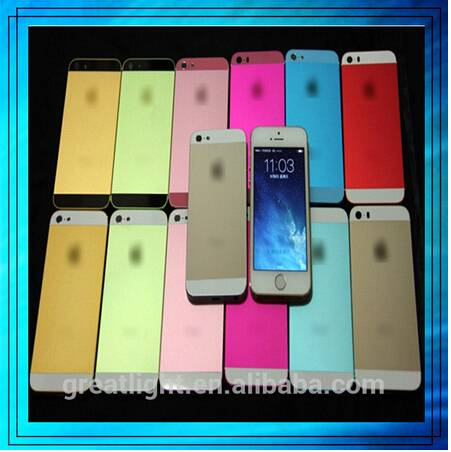 custom made hard metal frame case aluminum for iphone