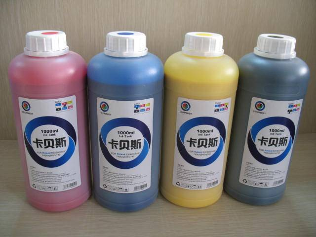 Eco Solvent Ink For Roland/Mimaki/Mutoh Printer