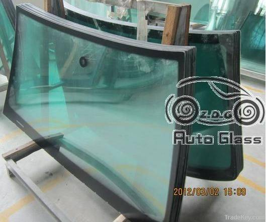 High quality windshield glass,auto parabrisas