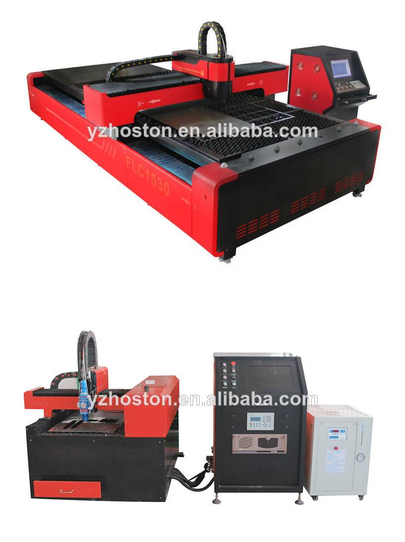 Hoston CNC Fiber Laser Cutting Machine