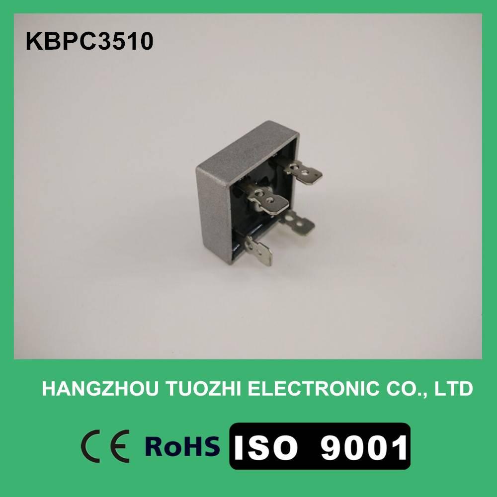 Single phase rectifier bridge KBPC3510
