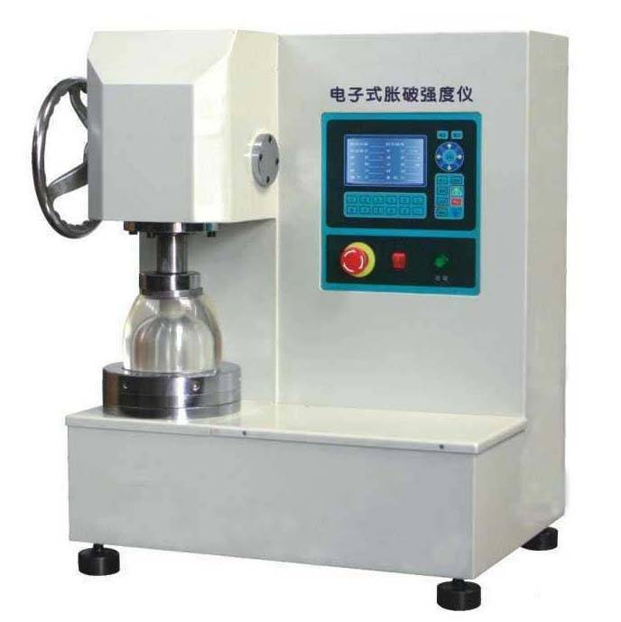 Electronic Bursting Strength Tester ASTM D3786