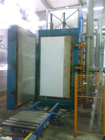 used HIRSCH polystyrene EPS block mould