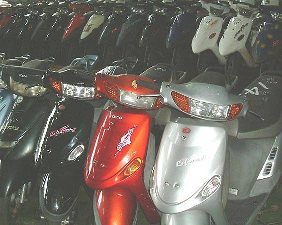 motorcycle, scooter & spare parts