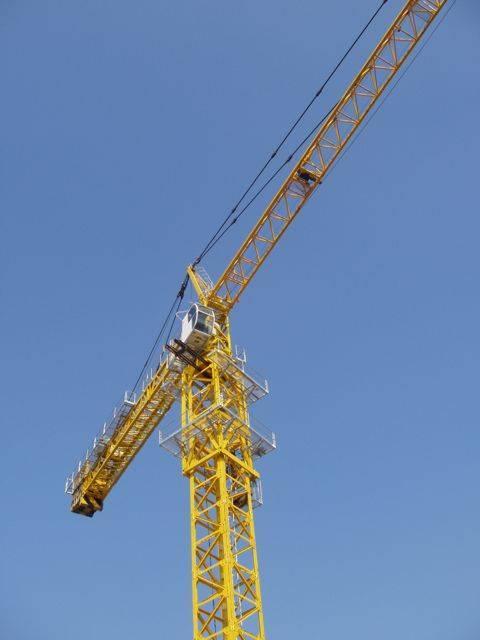 Topkit Tower Crane TC6024-max. load 10t
