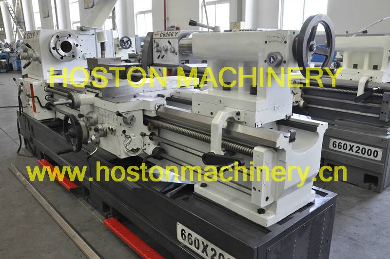 Hoston C6260Y /C6266Y /C6280Y good quality best price lathe