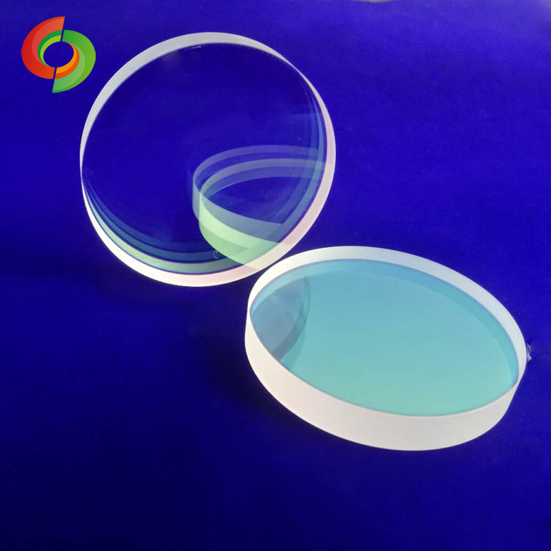 Fused Silica, Laser Protective Window, for ,high-power laser machine, Wavelength 1064 nm