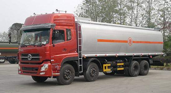 China LPG trailer truck mounted 58.8CBM