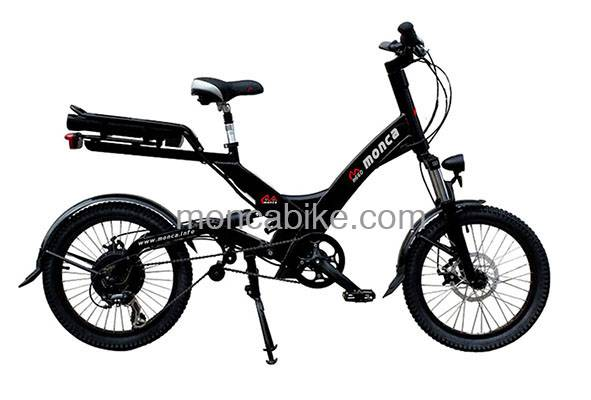 Folding Electric Bike Bicycle with 8Fun Motor Model: M209