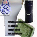 2 components liquid condensation silicone rubber for making molds
