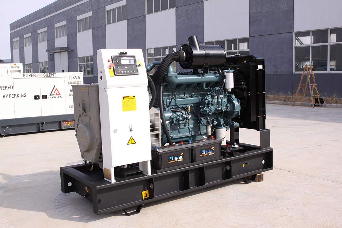 Doosan Generator