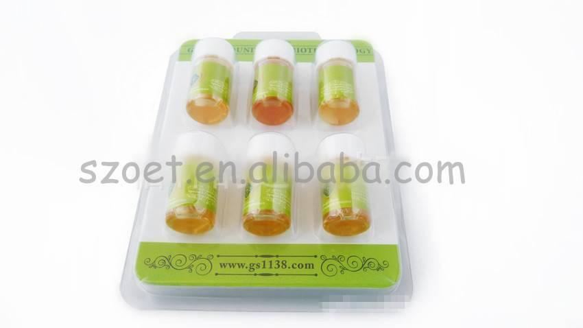 E-liquid blister pack