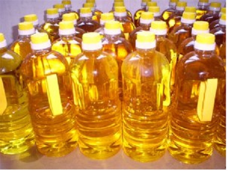Pure 100% refined sunflower oil for sale from Tanzania