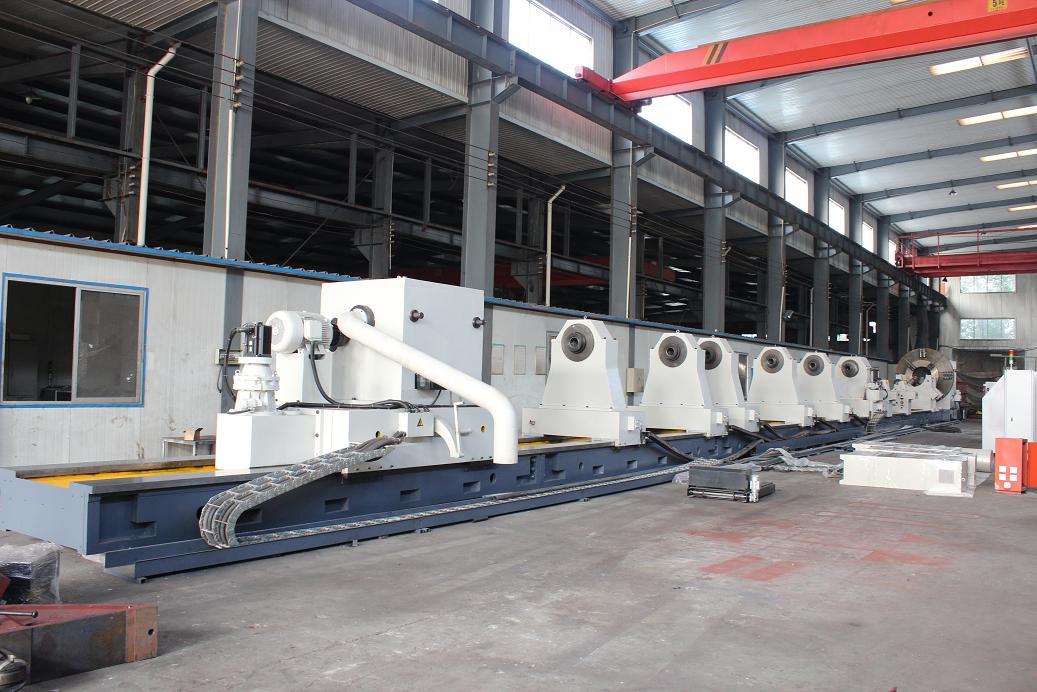 TS21100 CNC deep hole boring machine