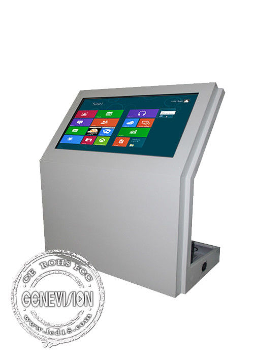 32inch hd Lcd Touch Screen Kiosk all in one pc wifi media player